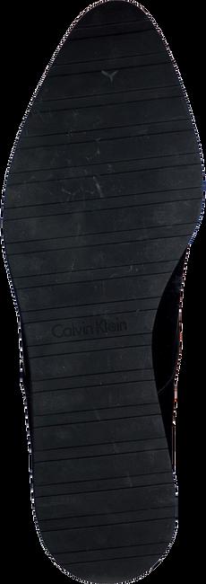 Zwarte CALVIN KLEIN Veterschoenen VICTORINA  - large