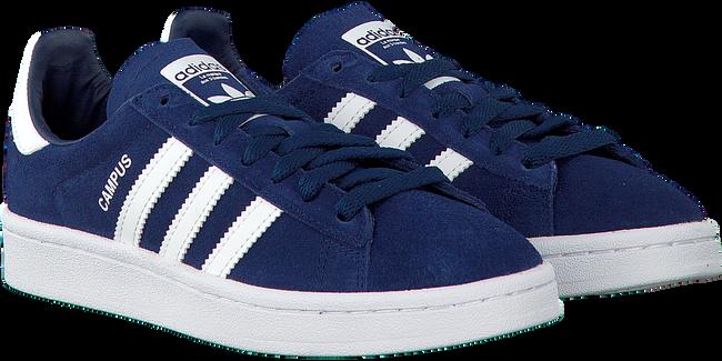 Blauwe ADIDAS Sneakers CAMPUS J  - large