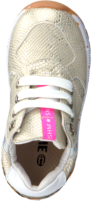 Gouden SHOESME Hoge sneakers ST20S001  - large