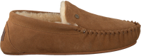 Cognac WARMBAT Pantoffels MALMO  - medium