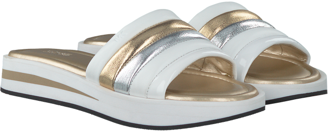 Gouden MICHAEL KORS Slippers CONRAD SLIDE  - large