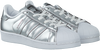 Zilveren ADIDAS Sneakers SUPERSTAR DAMES  - small