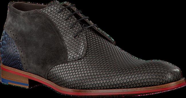 Bruine FLORIS VAN BOMMEL Nette schoenen 20104  - large