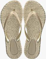 Gouden ILSE JACOBSEN Slippers CHEERFUL01 - medium