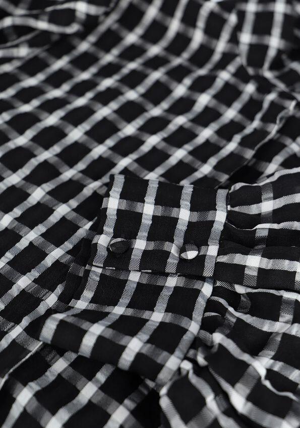 Zwarte BRUUNS BAZAAR Blouse PRIVET LICA SHIRT - larger