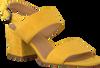 Gele LAMICA Sandalen AWEY - small