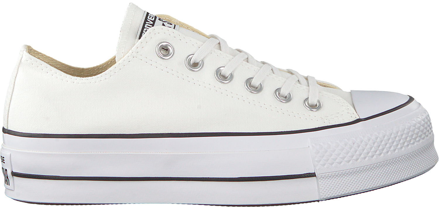 9bdcd3e2233 Witte CONVERSE Sneakers CHUCK TAYLOR ALL STAR LIFT - large. Next