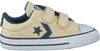 Witte CONVERSE Sneakers STAR PLAYER 2V OX KIDS  - small