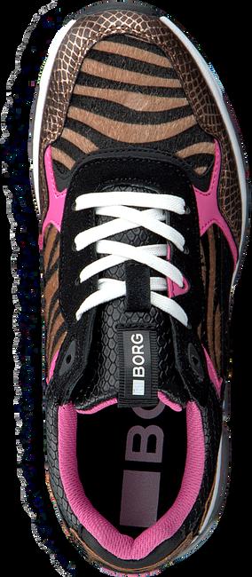 Bruine BJORN BORG Lage sneakers X500 PON LEO K  - large