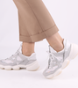 Grijze BRONX Sneakers FRANKY-JAMES - small