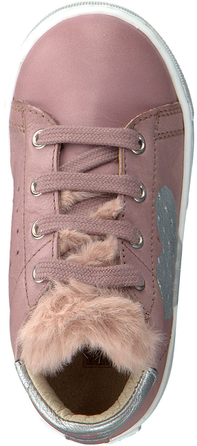 Roze FALCOTTO Sneakers HEART - large