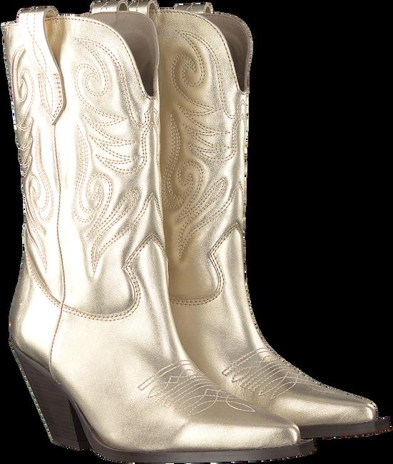 Gouden TORAL Lange laarzen 12376  - large