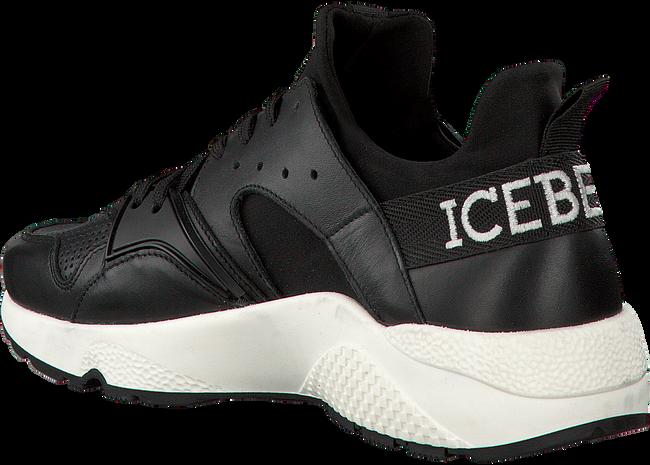 Zwarte ICEBERG Sneakers FIU913  - large