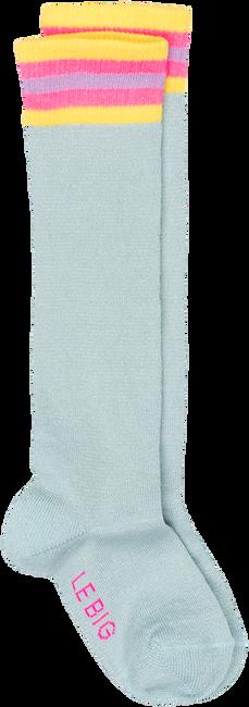 Blauwe LE BIG Sokken JORNA KNEEHIGH - large