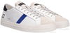 Witte D.A.T.E Lage sneakers HILL LOW  - small