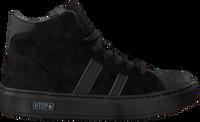 Zwarte OMODA Hoge sneaker O1543  - medium