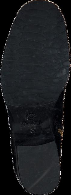 Zwarte FRED DE LA BRETONIERE Enkellaarsjes 183010105  - large