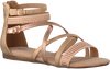 Gouden BULLBOXER Sandalen AED031  - small