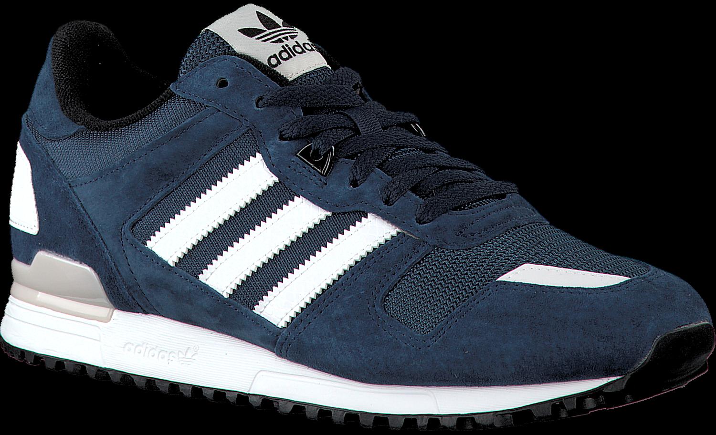 Blauwe ADIDAS Sneakers ZX 700 HEREN   Omoda