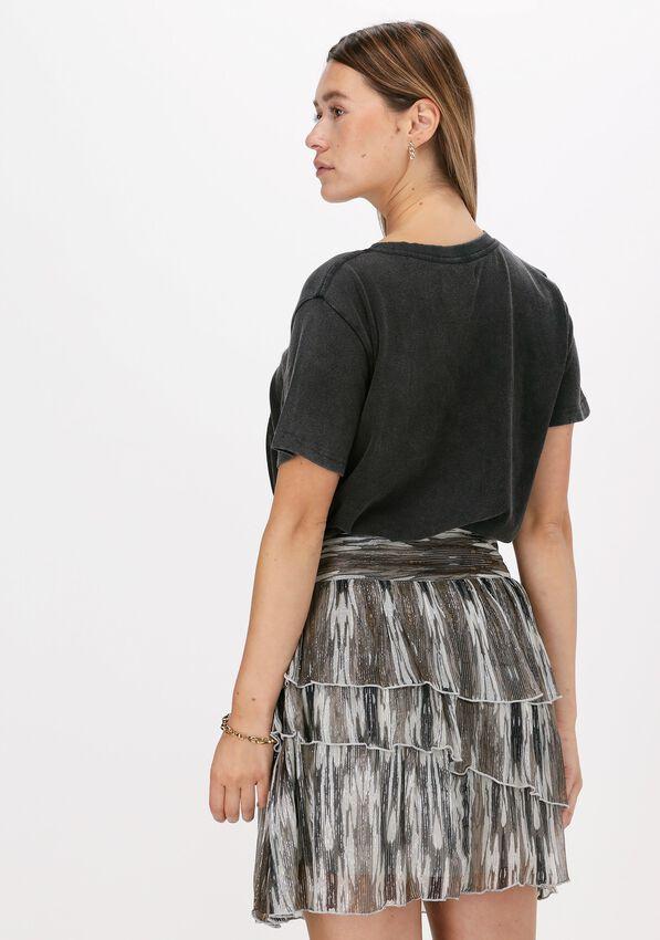 Zwarte SOFIE SCHNOOR T-shirt CADY  - larger