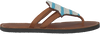 Blauwe OMODA KUBUNI Slippers SLIPPER AFRICA  - small