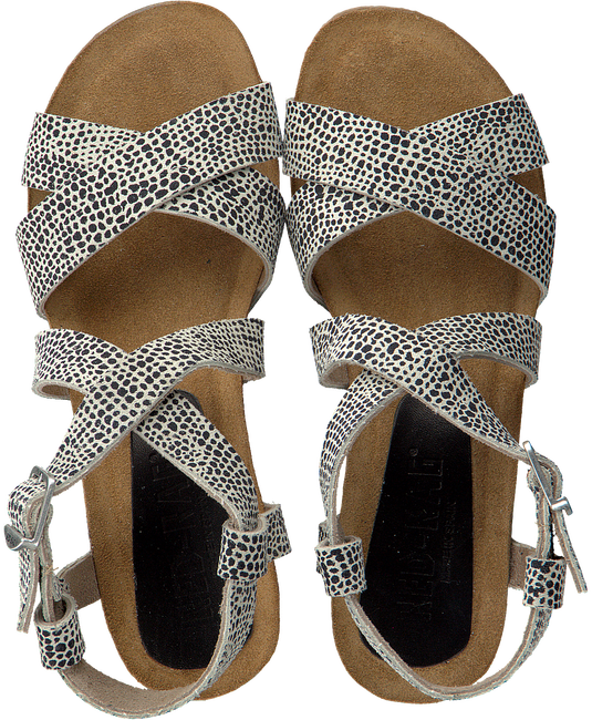 Beige RED-RAG Sandalen 78080  - large