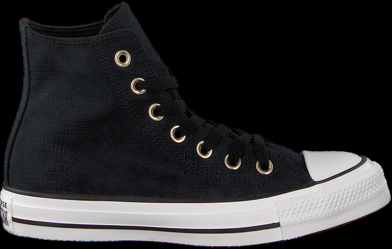 bfcd639ddee Zwarte CONVERSE Sneakers CHUCK TAYLOR ALL STAR HI DAMES - large. Next