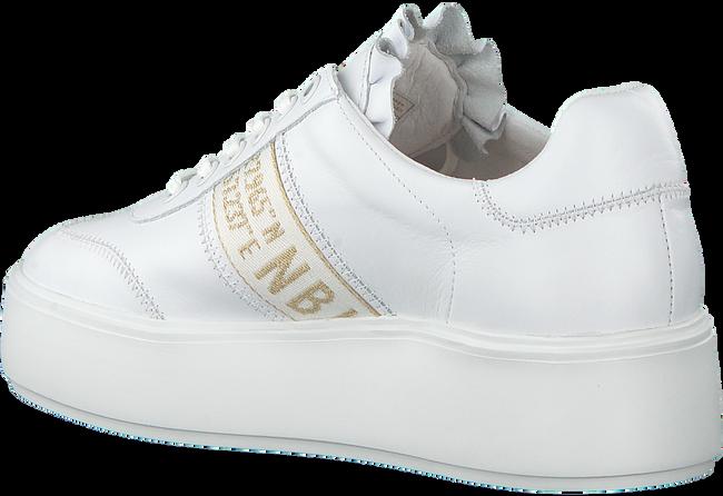 Witte NUBIKK Sneakers ELISE GPS  - large