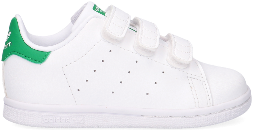 Witte ADIDAS Lage sneakers STAN SMITH CF I  - larger