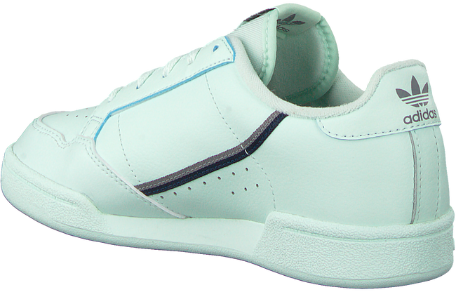 Blauwe ADIDAS Sneakers CONTINENTAL 80 C  - large