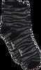 Zwarte BECKSONDERGAARD Sokken ZEBRA GLITZI SOCK  - small