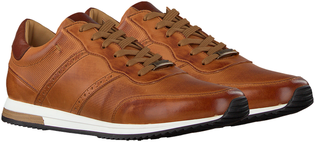 Cognac MAZZELTOV Lage sneakers 20-9928  - large
