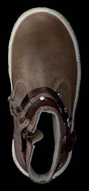 Taupe TWINS Lange laarzen 314611  - large