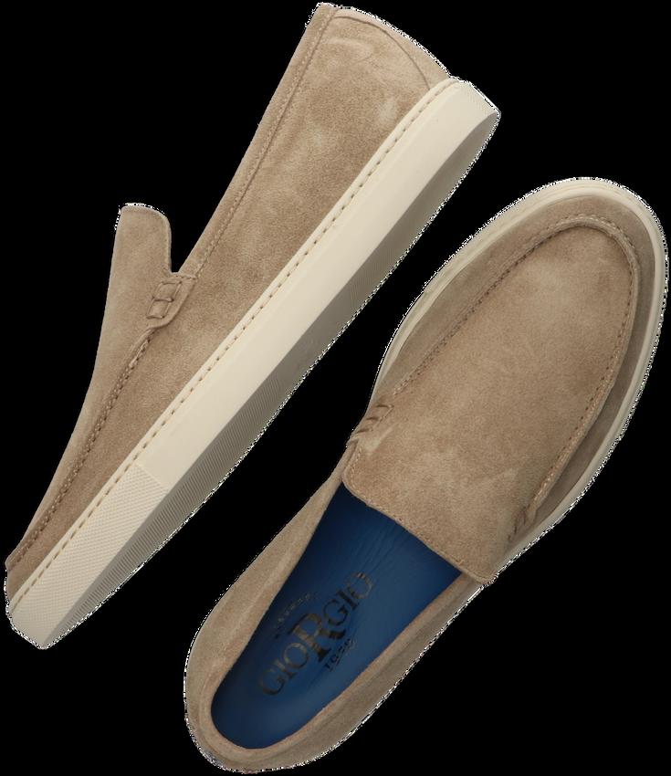 Beige GIORGIO Nette schoenen 13744  - larger