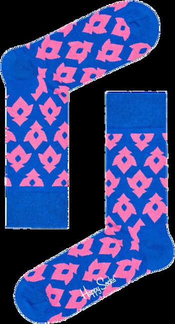 Blauwe HAPPY SOCKS Sokken LILY SOCK - large
