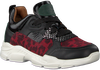 Rode BRAQEEZ Sneakers RENEE RUN  - small