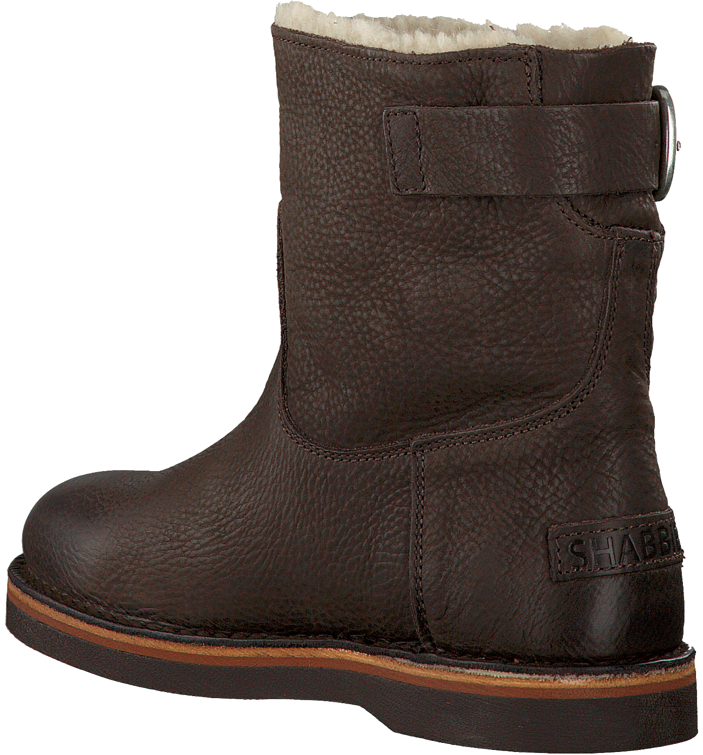 Shabbies Brun Bottines 181020054 ZPqjy