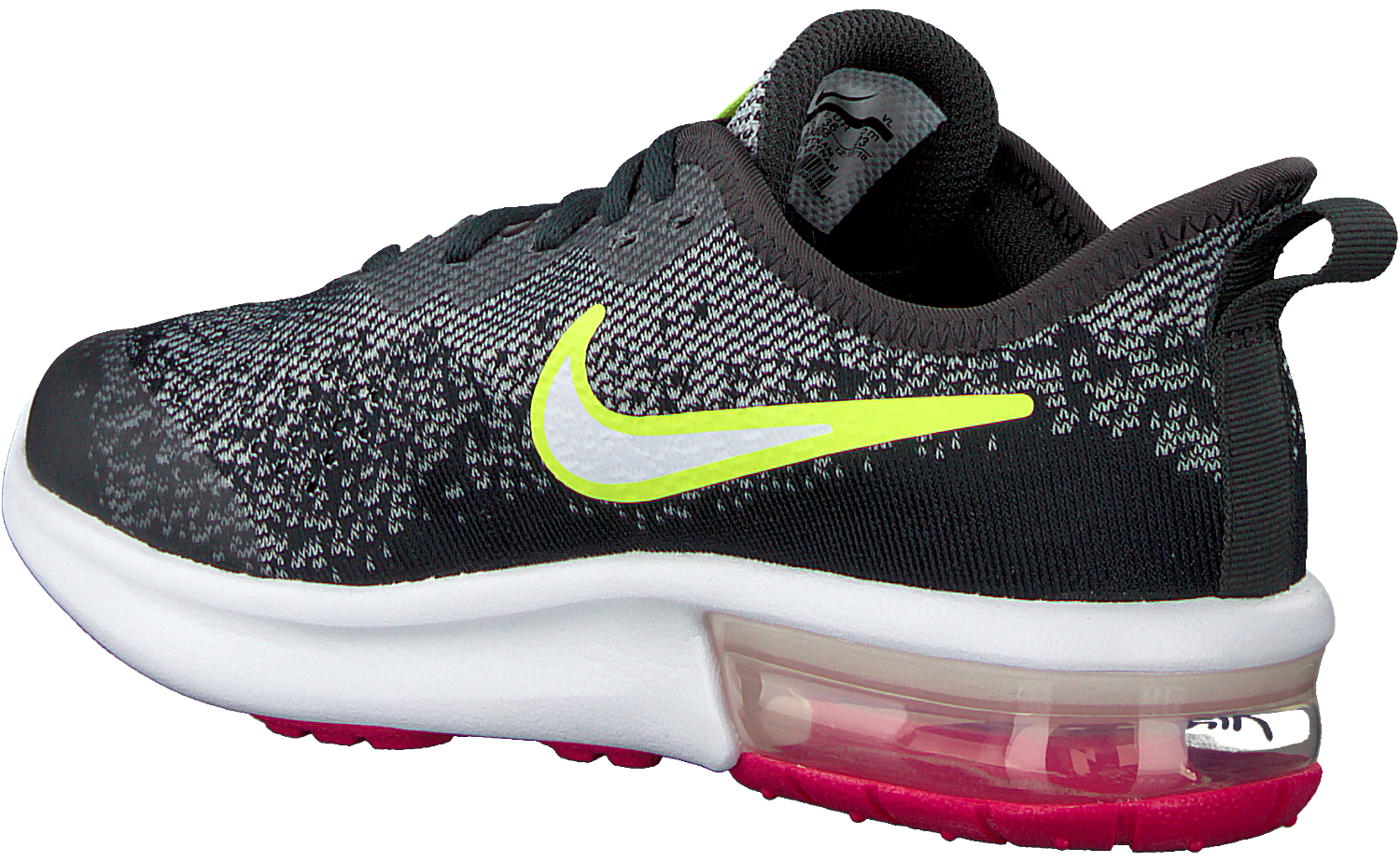 Grijze NIKE Sneakers AIR MAX SEQUENT 4 | Omoda