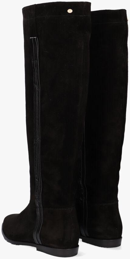 Zwarte FRED DE LA BRETONIERE Hoge laarzen 191010029  - larger