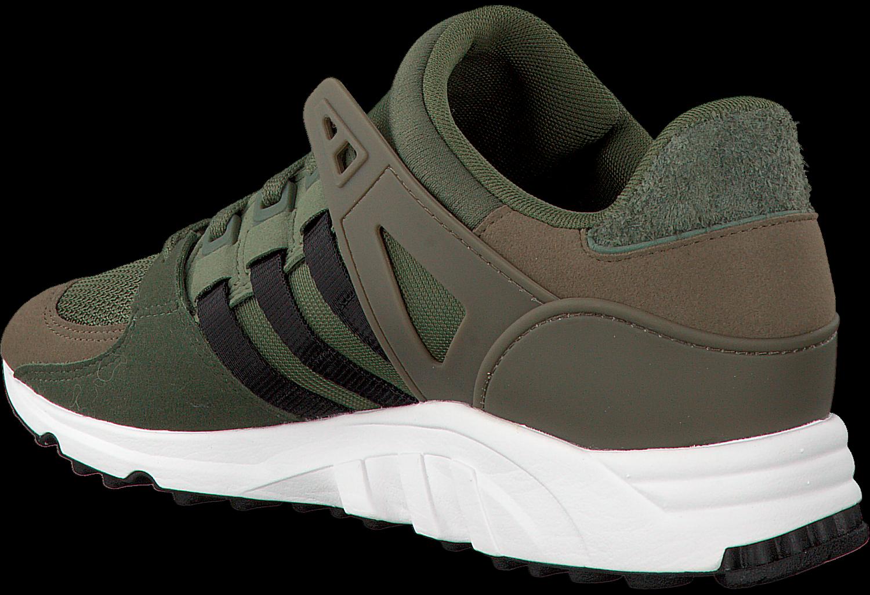 Groene ADIDAS Sneakers EQT SUPPORT RF HEREN Omoda