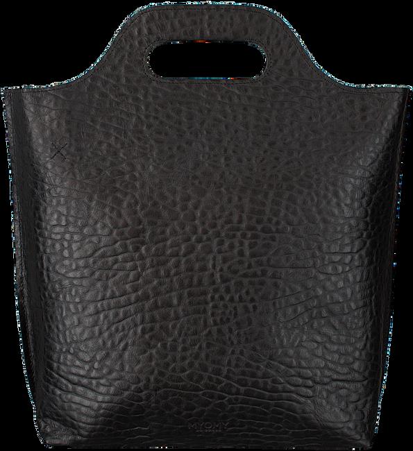 Zwarte MYOMY Shopper MY CARRY BAG SHOPPER - large