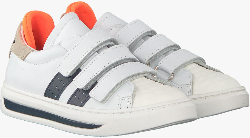 Witte HIP Sneakers H1888  - larger