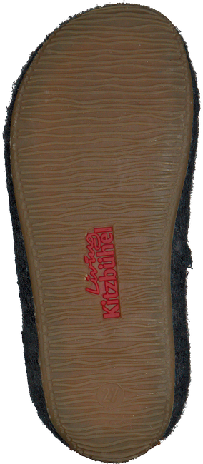 Grijze LIVING KITZBUHEL Pantoffels 3064  - large