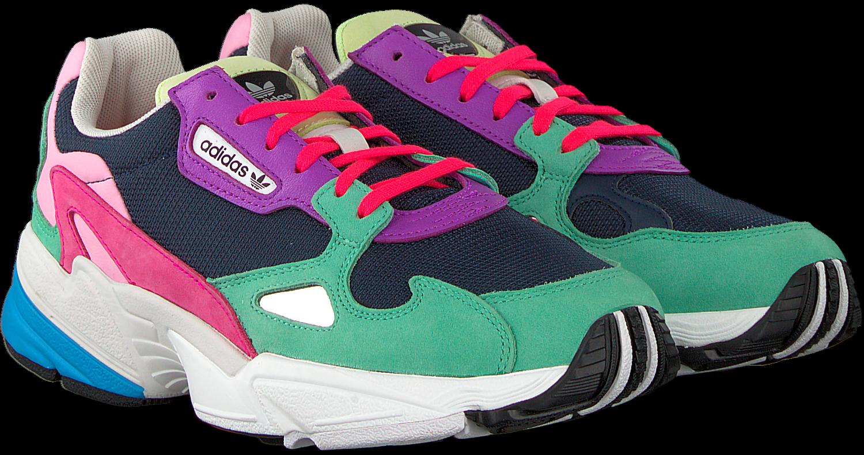 ffe7bf6850c Multi ADIDAS Sneakers FALCON WMN - Omoda.nl