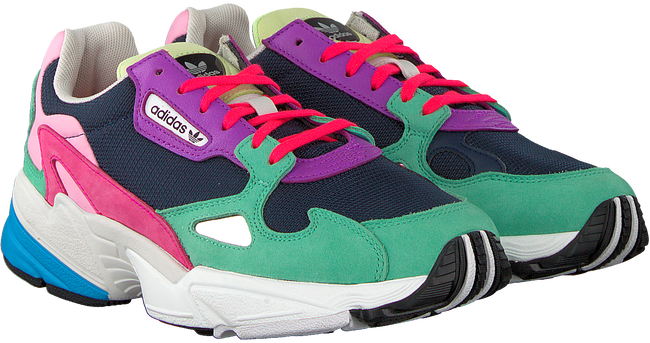 Multi ADIDAS Sneakers FALCON WMN  - large