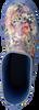 Paarse VINGINO Regenlaarzen LAIRA  - small