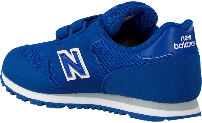 Blauwe NEW BALANCE Sneakers KV373  - large