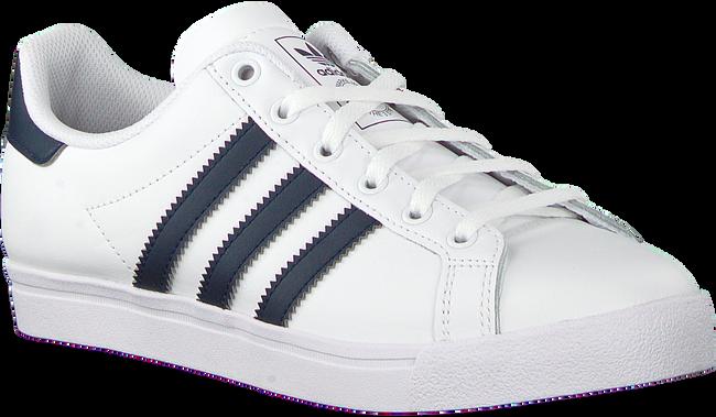 Witte ADIDAS Sneakers COAST STAR J  - large