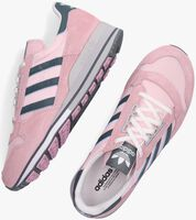 Roze ADIDAS Lage sneakers ZX 500 W  - medium