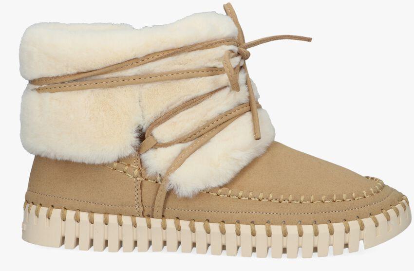 Beige ILSE JACOBSEN Pantoffels TULIP6072  - larger
